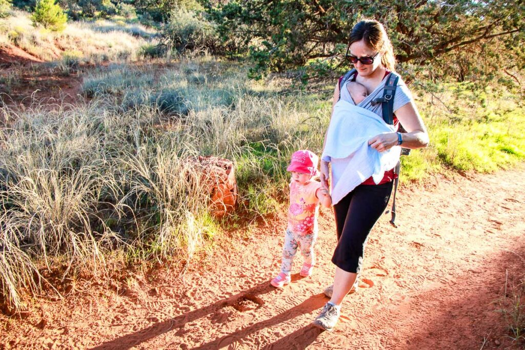 Best hiking carriers for babies