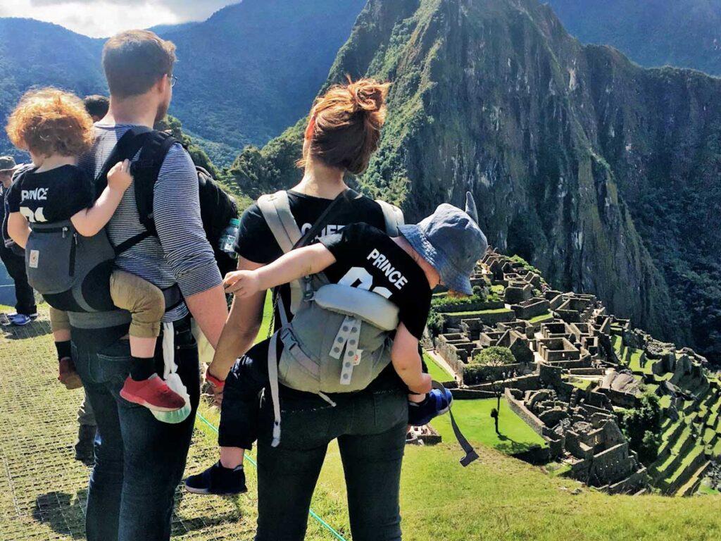 Machu Picchu with Kids