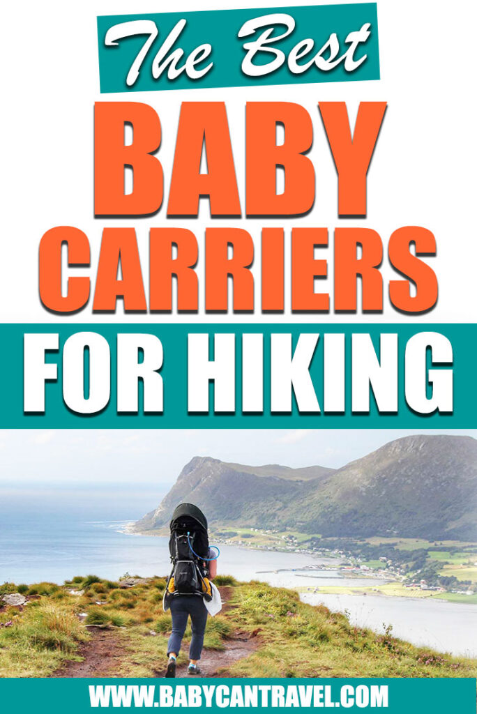 The Best Baby Carriers for Hiking