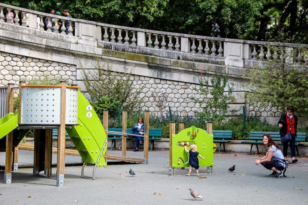 best playgrounds in paris