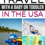 Best places to travel in the us with toddlers and babies