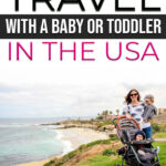 Best Places in the US to travel with toddlers