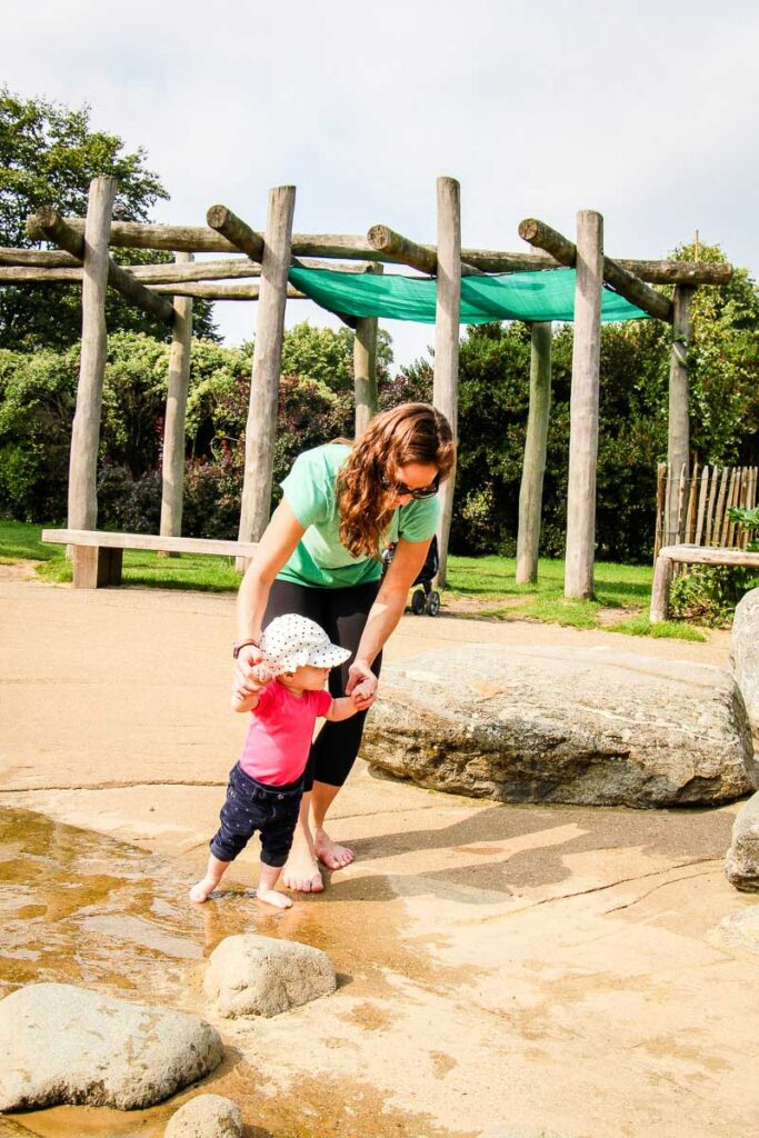 Diana Memorial Playground in London for Toddlers