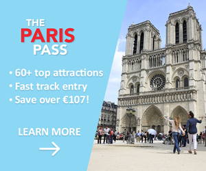 Ad - The Paris Pass provides free admission to over 60 top things to do in Paris