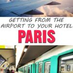 Getting from the Airport to Hotel in Paris