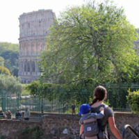 Rome with baby or toddler