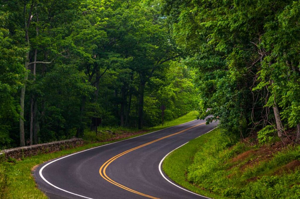 skyline drive easy hikes with toddlers