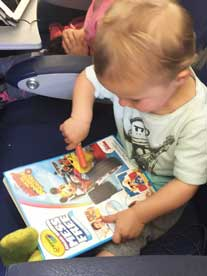 Toddler Travel Toys for Airplane