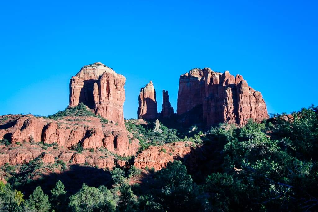 visit Sedona with baby or toddler