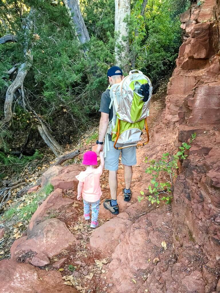 Baldwin Trail is one of the short hikes in Sedona