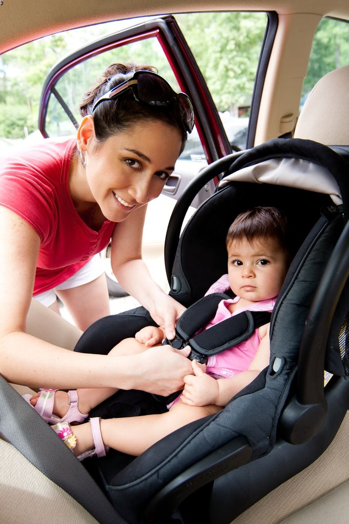 Can you take an Uber with a Baby?