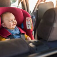 Can you Uber with a baby?