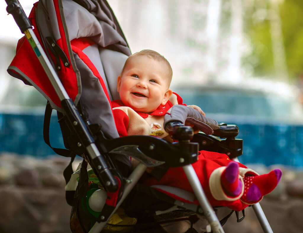 The best budget travel strollers