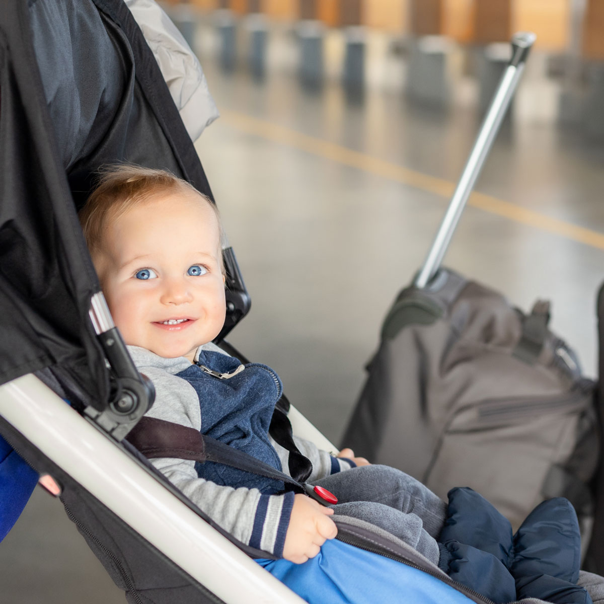 15 Best Strollers For Airplane Travel Baby Can Travel