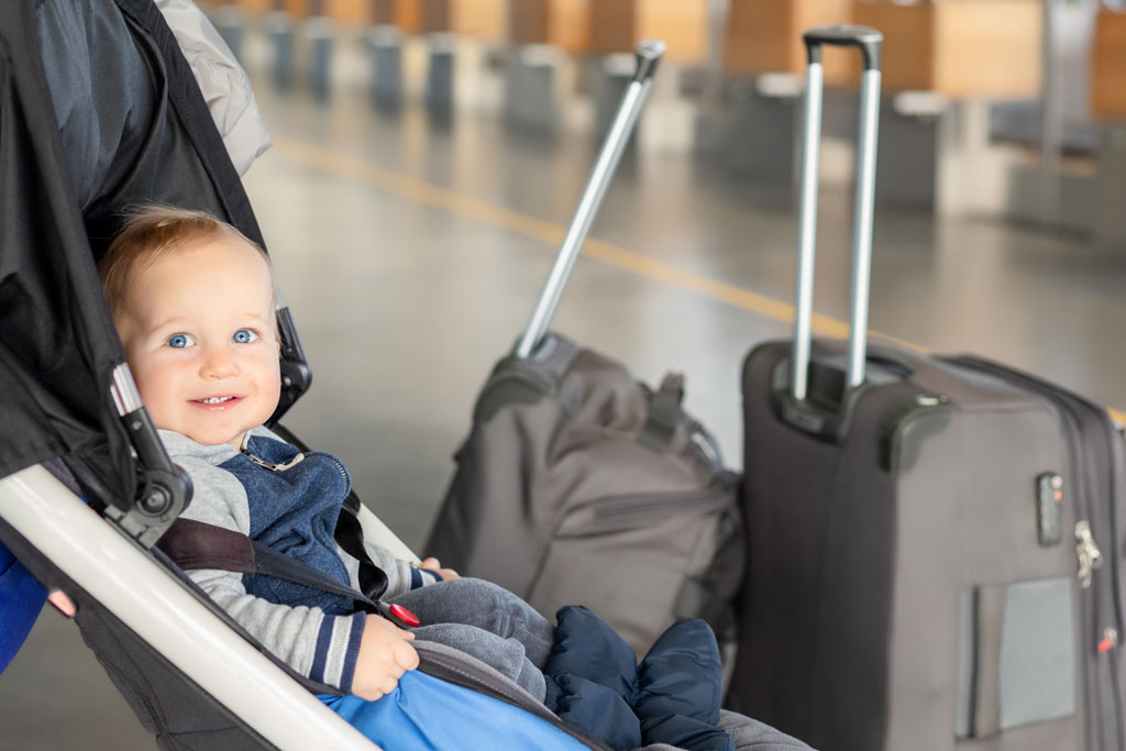 Best Strollers for Traveling on Airplane
