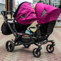 Best Double Strollers for Travel