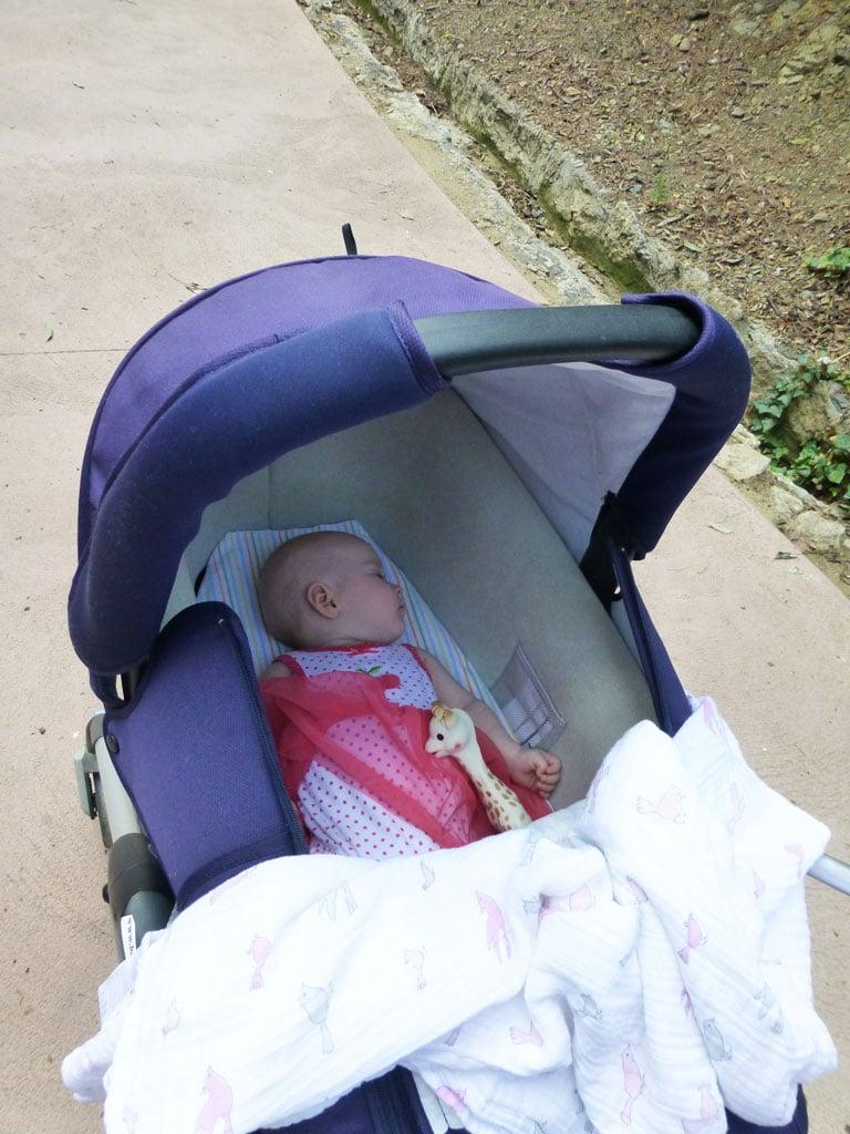 bassinet style travel stroller for 3 month old