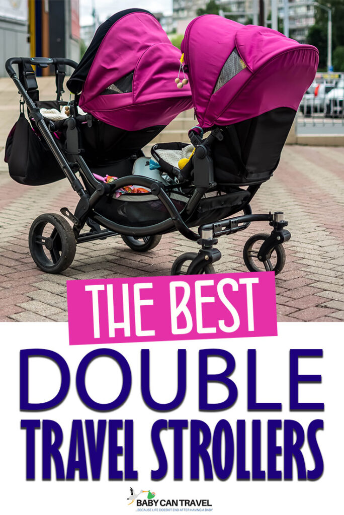 The Best Double Travel Strollers