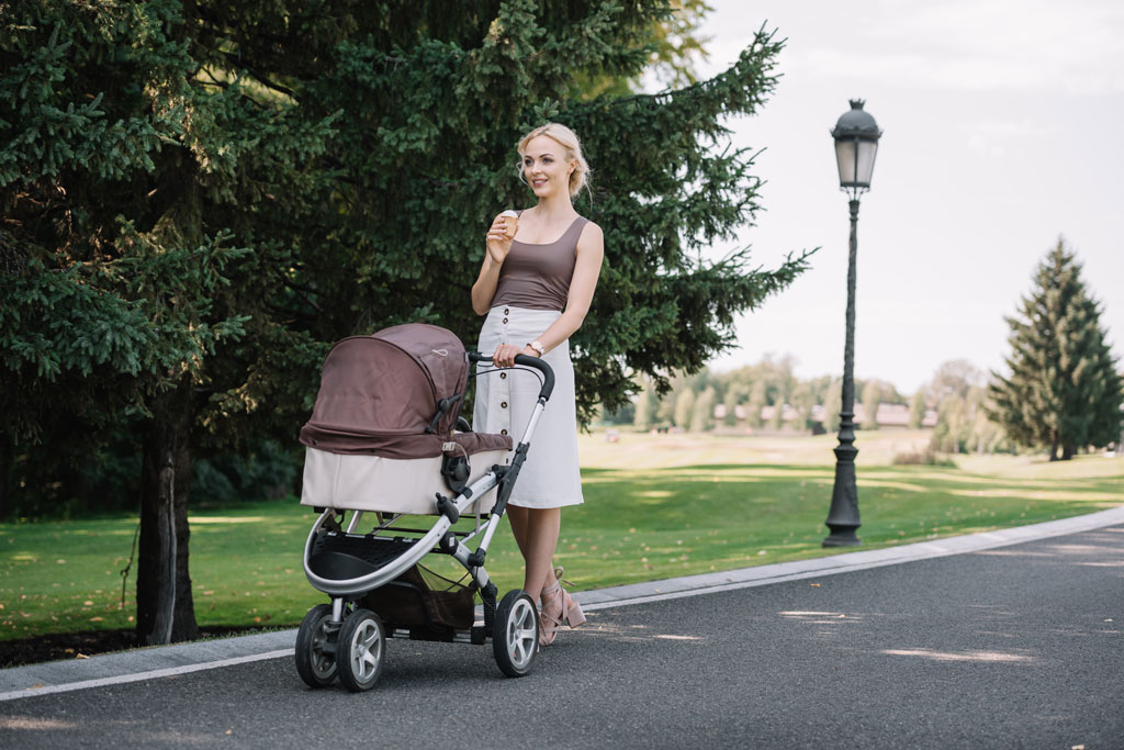 travel stroller for infant with carrycot