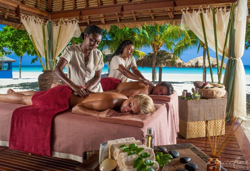 Enjoy a honeymoon with your baby at Beaches Negril Jamaica