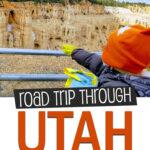 Utah Road Trip with a Toddler