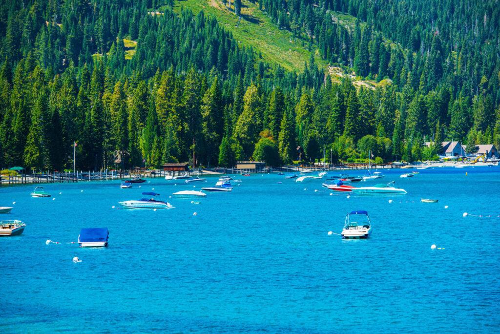 Marina - Lake Tahoe with kids