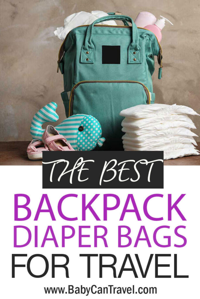 best backpack diaper bags for travel