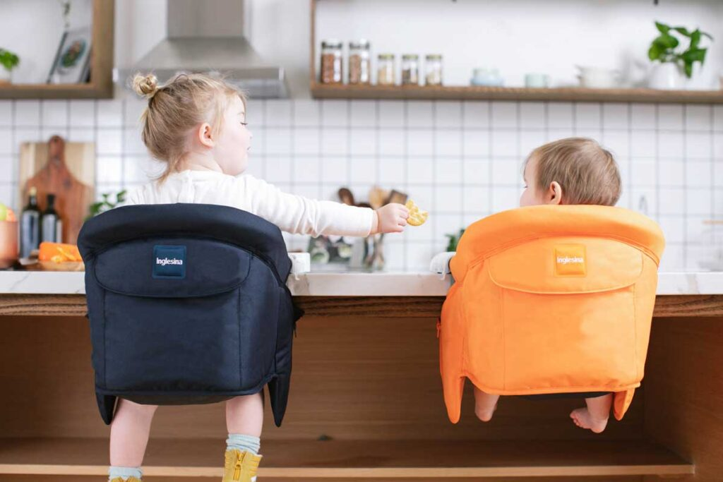 Inglesina Fast table chair - travel high chair