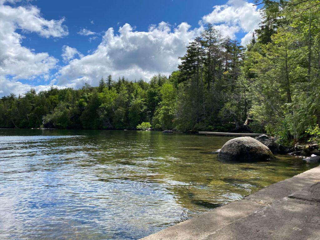 Peninsula Trail - Family Friendly hikes in Lake Placid