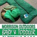 Morrison Outdoors Baby & Toddler Sleeping Bags