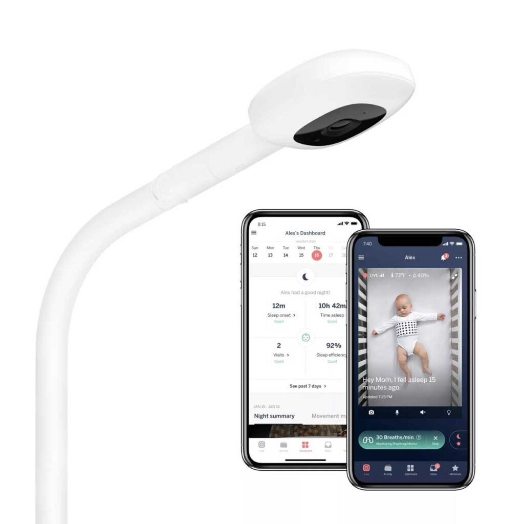 Nanit Pro Baby Monitor for Travel