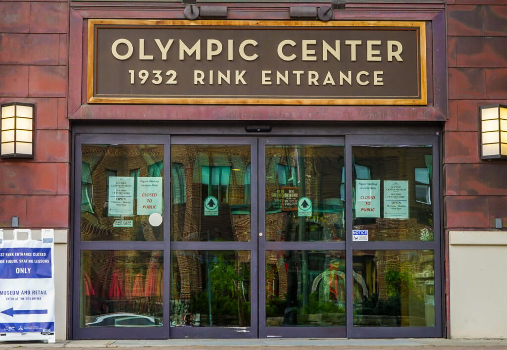 Olympic Center in Lake Placid