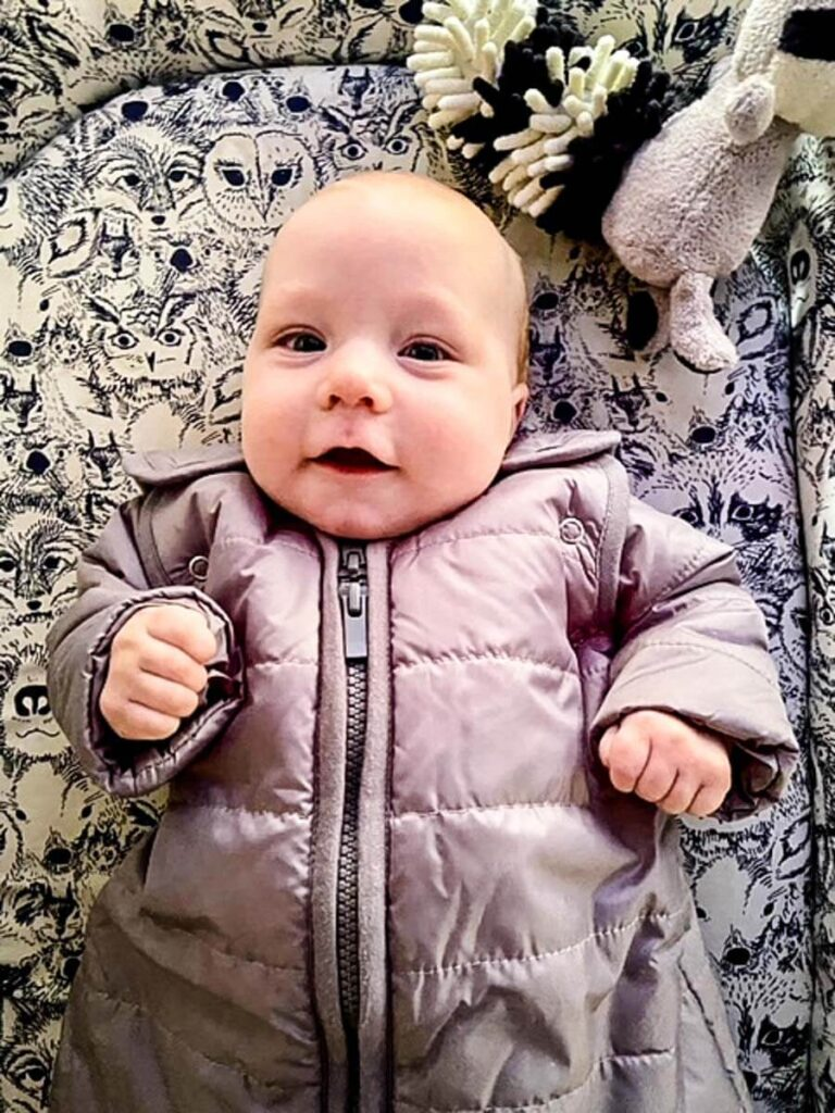 Baby Deedee - infant camping sleeping bag